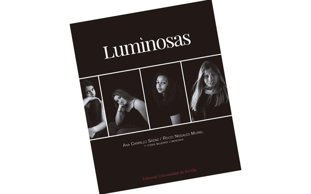 El primer libro colectivo de Luminosas